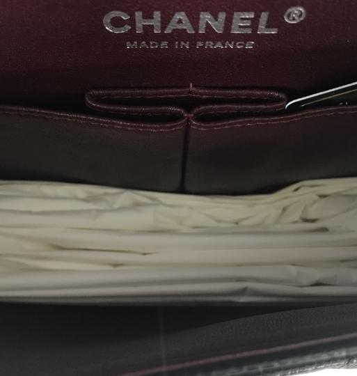 Chanel Classic Flap Pink Medium Caviar Leather Shoulder Bag