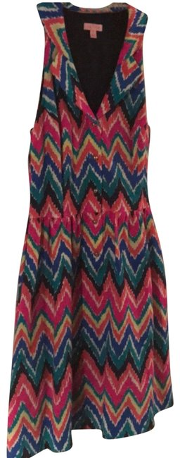 Preload https://img-static.tradesy.com/item/23832414/lilly-pulitzer-multicolor-pockets-mid-length-workoffice-dress-size-12-l-0-1-650-650.jpg