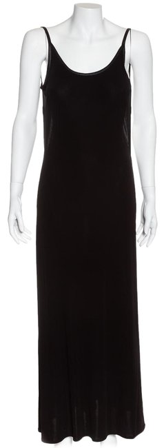 Preload https://img-static.tradesy.com/item/23832444/mason-by-michelle-mason-black-sleeveless-low-back-maxi-long-cocktail-dress-size-8-m-0-1-650-650.jpg