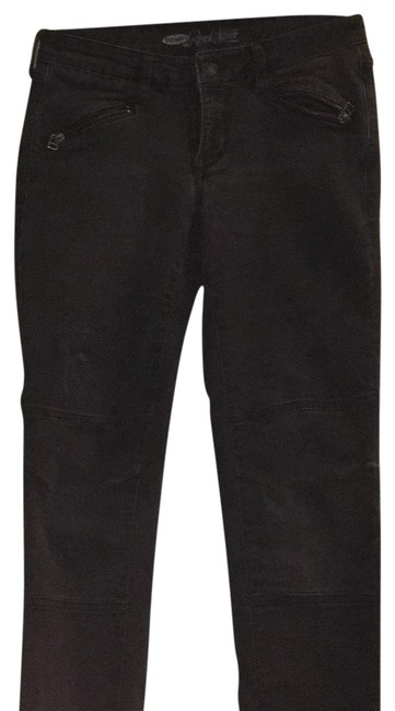 Preload https://img-static.tradesy.com/item/23832448/old-navy-black-dark-rinse-rockstar-skinny-jeans-size-4-s-27-0-1-650-650.jpg