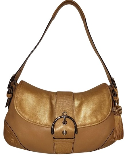Preload https://item5.tradesy.com/images/coach-handbag-with-a-flap-cove-spicy-mustard-leather-shoulder-bag-23832459-0-2.jpg?width=440&height=440