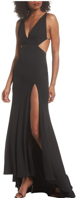 Preload https://img-static.tradesy.com/item/23832473/fame-and-partners-nikita-cutout-open-back-gown-long-formal-dress-size-2-xs-0-1-650-650.jpg