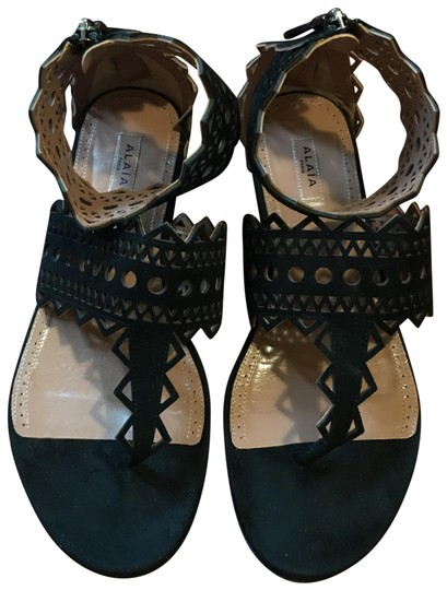 Preload https://img-static.tradesy.com/item/23832535/alaia-suede-leather-ankle-strap-sandals-size-eu-375-approx-us-75-regular-m-b-0-1-540-540.jpg