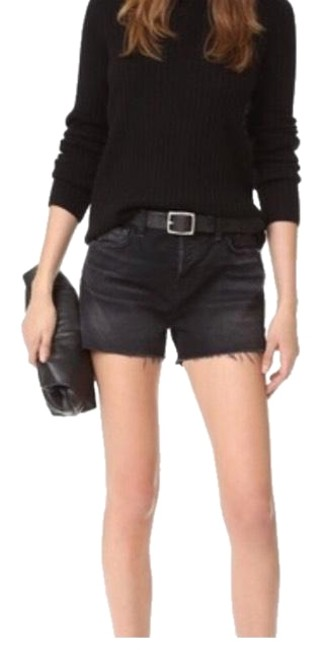 Preload https://img-static.tradesy.com/item/23832549/j-brand-black-dark-rinse-gracie-high-denim-shorts-size-os-one-size-0-2-650-650.jpg
