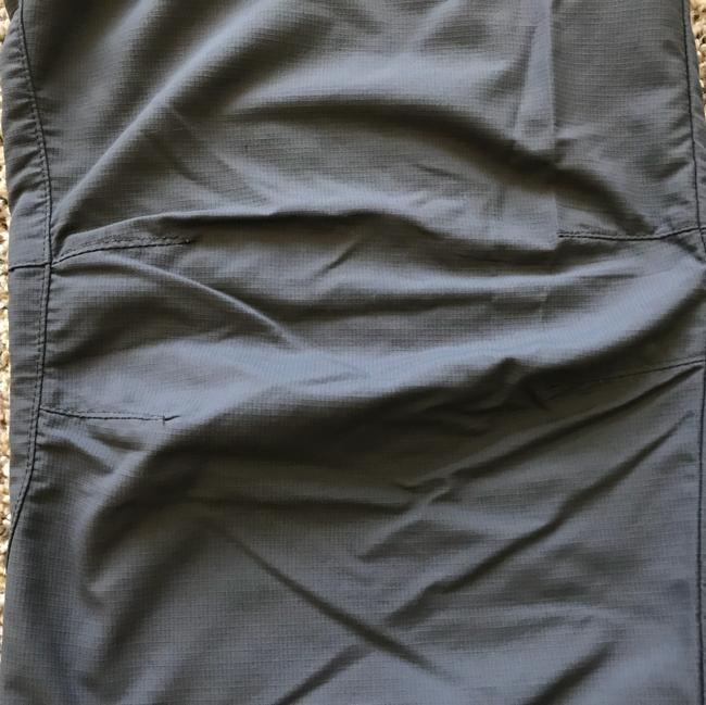 Mammut Straight Pants Grey