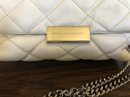 Stella McCartney Mini Quilted Chain Cross Body Bag