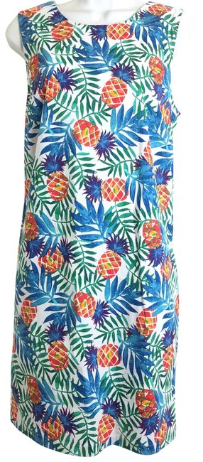 Preload https://item3.tradesy.com/images/pineapple-sheath-short-casual-dress-size-8-m-23832577-0-1.jpg?width=400&height=650