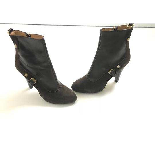 Longchamp Brown Boots