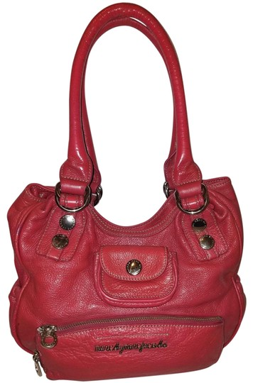 Preload https://item2.tradesy.com/images/marc-by-marc-jacobs-shoulder-handbag-dark-pink-leather-hobo-bag-23832596-0-1.jpg?width=440&height=440