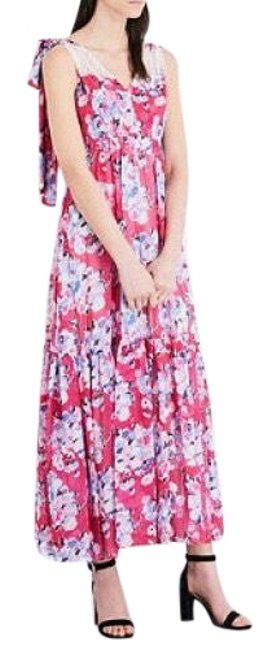 Preload https://item5.tradesy.com/images/claudie-pierlot-pink-rosace-long-casual-maxi-dress-size-6-s-23832689-0-1.jpg?width=400&height=650
