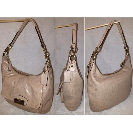 Coach Refurbished Leather Euc Shoulder Bag