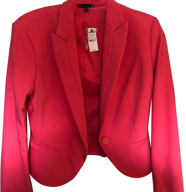 Preload https://img-static.tradesy.com/item/23832718/express-coral-pant-suit-size-6-s-0-1-650-650.jpg