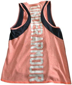 Under Armour Under Amour Peach Racer Back Tee