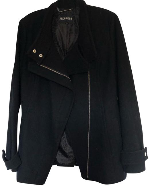 Preload https://item4.tradesy.com/images/express-miltary-jacket-size-10-m-23832748-0-1.jpg?width=400&height=650