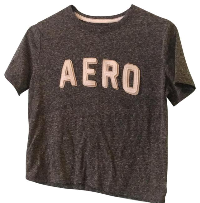 Preload https://item2.tradesy.com/images/aeropostale-dark-gray-tee-shirt-size-4-s-23832796-0-1.jpg?width=400&height=650