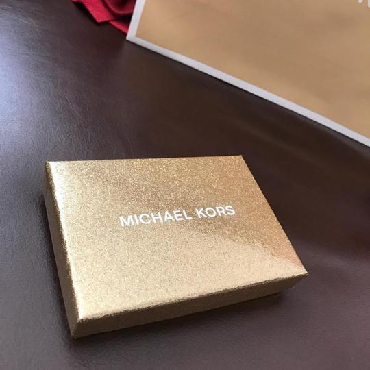 Michael Kors Michael kors credit card wallet gift box