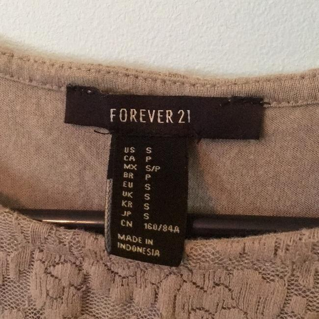 Forever 21 T Shirt Olive Green