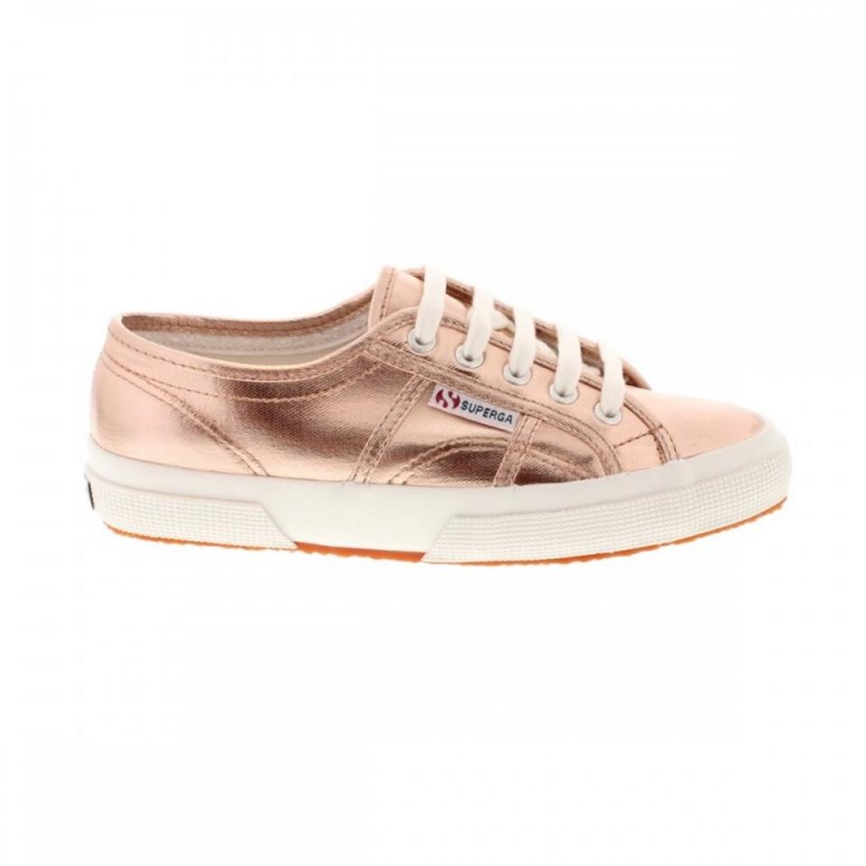 9 Sneakers Box 2 Sneaker 41 Cotmetu New Eu Gold Rose 2750 with Superga 1 xUfvFv