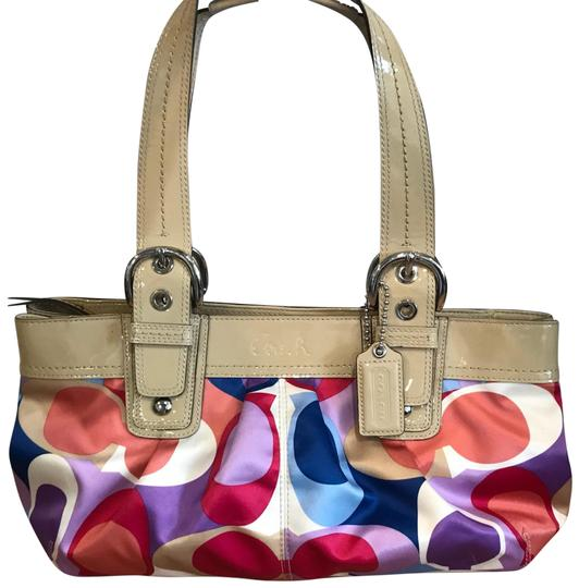 Preload https://img-static.tradesy.com/item/23832905/coach-nylon-multi-color-shoulder-bag-0-1-540-540.jpg