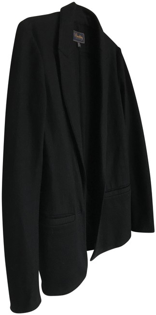 Preload https://img-static.tradesy.com/item/23832912/buckley-tailors-black-for-madewell-blazer-size-4-s-0-2-650-650.jpg