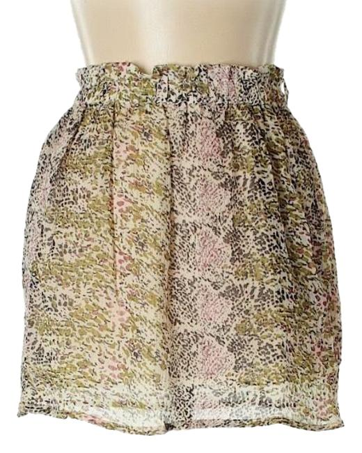 Preload https://item3.tradesy.com/images/animal-print-wpink-hues-lightweight-gauze-like-miniskirt-size-12-l-32-33-23832922-0-1.jpg?width=400&height=650