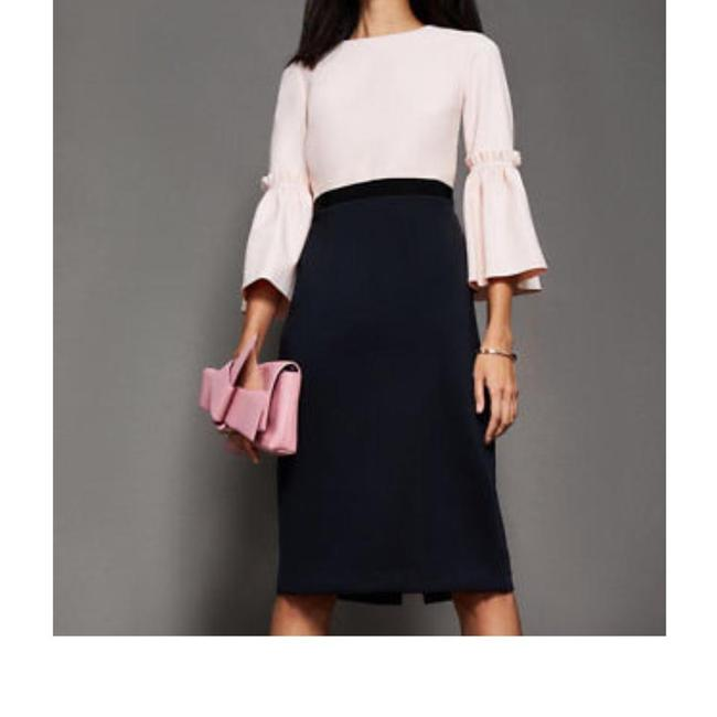 Preload https://img-static.tradesy.com/item/23832933/ted-baker-black-london-limila-contrast-tulip-sleeve-mid-length-cocktail-dress-size-8-m-0-1-650-650.jpg