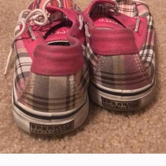 Sperry Pink Athletic