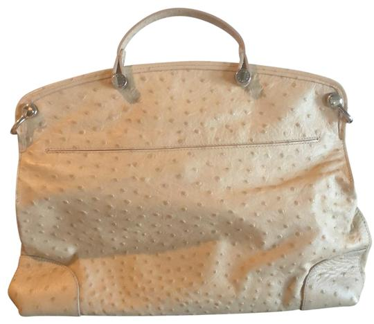 Preload https://item5.tradesy.com/images/furla-piper-ostrich-finish-tote-tan-leather-satchel-23832974-0-2.jpg?width=440&height=440