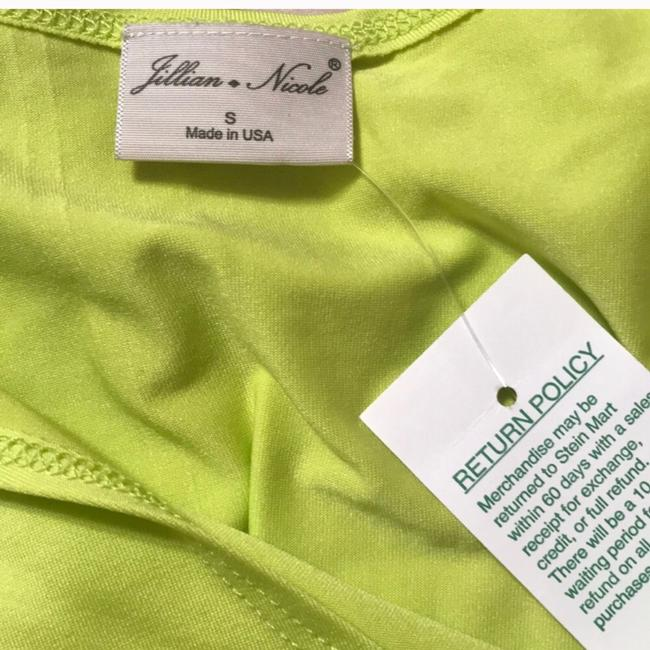 Jillian Nicole Top Lime green