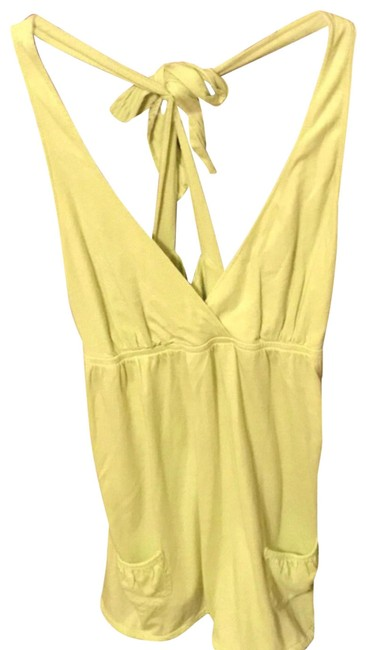 Preload https://item4.tradesy.com/images/american-eagle-outfitters-lime-green-tank-topcami-size-12-l-23833048-0-1.jpg?width=400&height=650