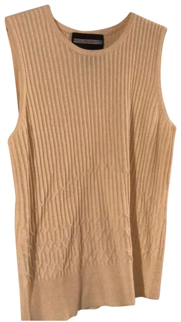 Preload https://item5.tradesy.com/images/requirements-cream-sweater-tank-topcami-size-6-s-23833079-0-1.jpg?width=400&height=650
