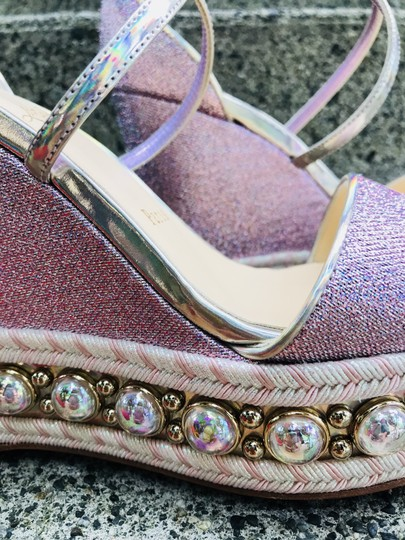Christian Louboutin lupin Wedges