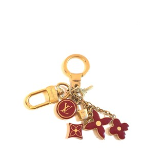 Louis Vuitton Louis Vuitton Pastilles Cles Key Chain Bag Charm