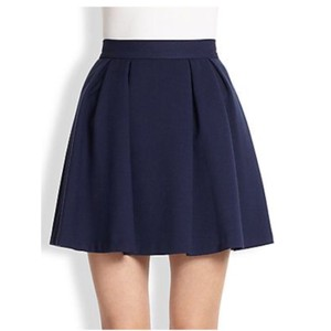 By Malene Birger Mini Skirt Blue