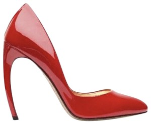 Walter Steiger Patent Patent Leather Party Hollywood New York Red Pumps