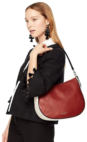 Preload https://img-static.tradesy.com/item/23834501/kate-spade-cobble-hill-mylie-port-brown-cement-black-leather-hobo-bag-0-1-540-540.jpg