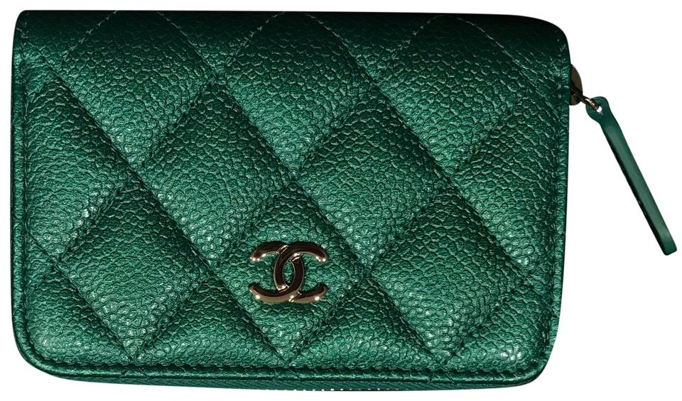 198ce5e239c0 Chanel SOLD OUT BNIB Chanel Zippy Coin Purse Card Case Wallet Image 0 ...