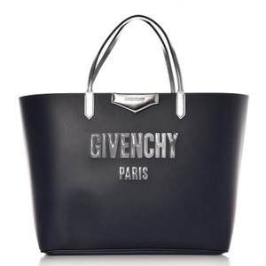 Givenchy Classic Tote Shopper Shopping Leather Shoulder Bag