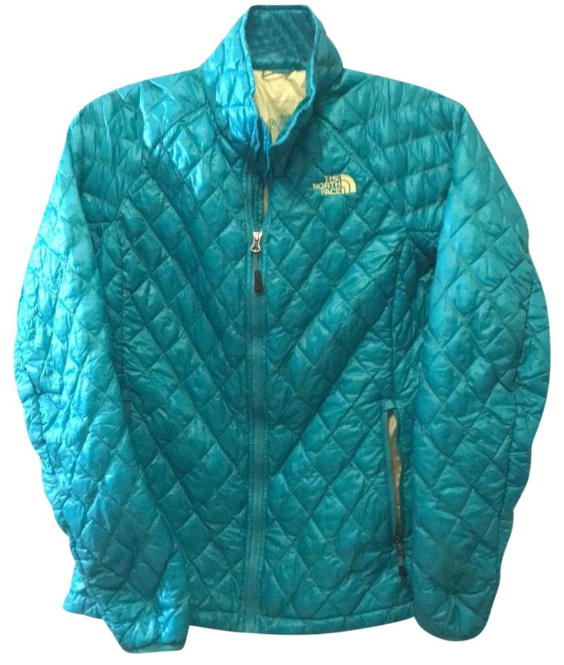 get the north face bright blue and light green jacket 214c3 8114e 6fe49db3b