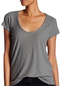 James Perse T Shirt Heather Gray