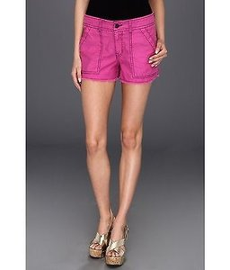 Free People Nwt People Women Cargo Shorts Wild Violet