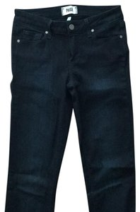 Paige Skinny Pants Tonal Mona (dark blue denim)