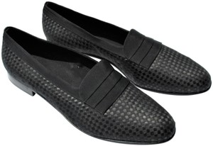 Bally Slip-ons Designer Sale Men's Size 16 Black Formal