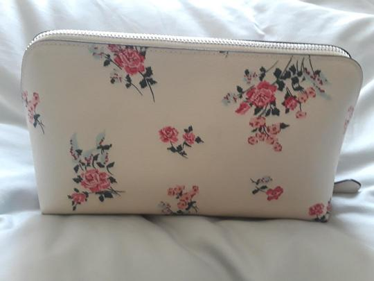 Coach Sweet Rose Patterned Cosmetic Bag Image 1