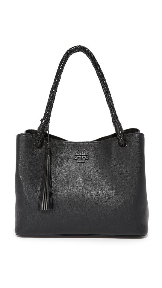 eecd852191d6b Tote Taylor Black Triple Tory compartment Burch AZgXxX ...