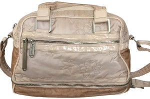 Stella McCartney Cream Travel Bag