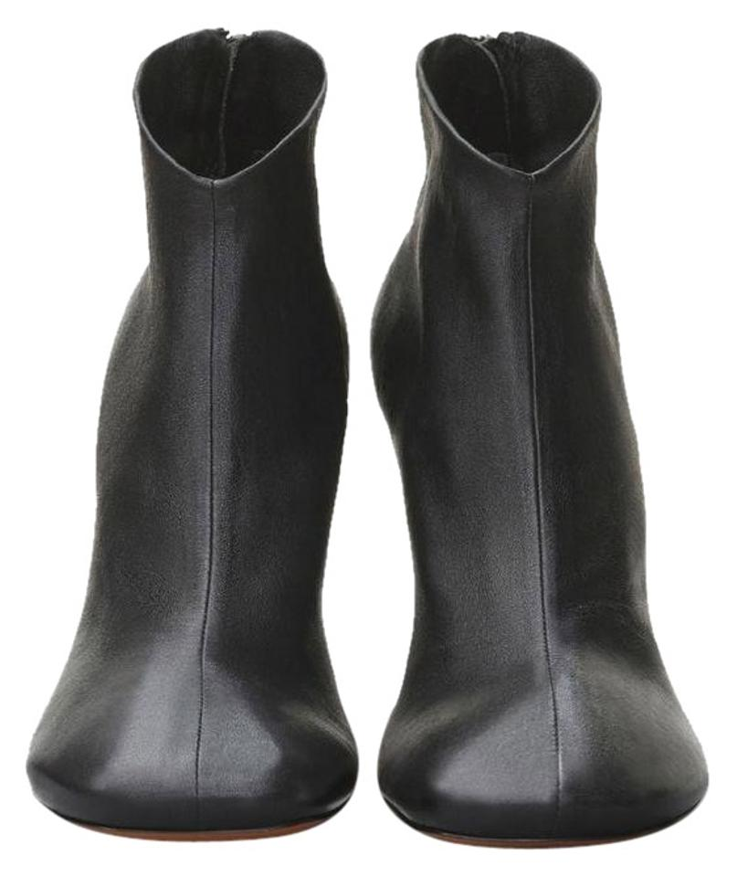womens Boots/Booties Céline Black Glove Stretch Boots/Booties womens special discount price ae9bc3