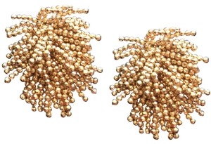 Orher New Gold Cluster Beads