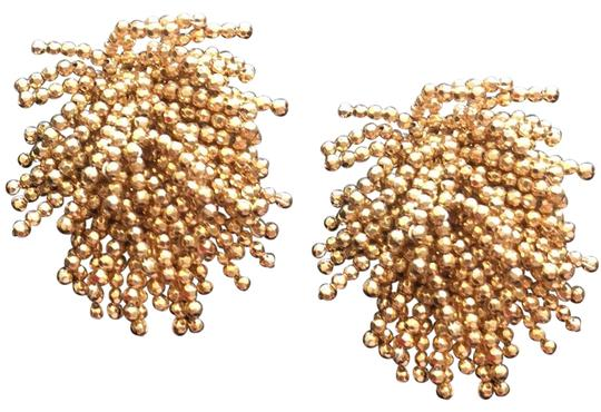 Orher New Gold Cluster Beads Image 0