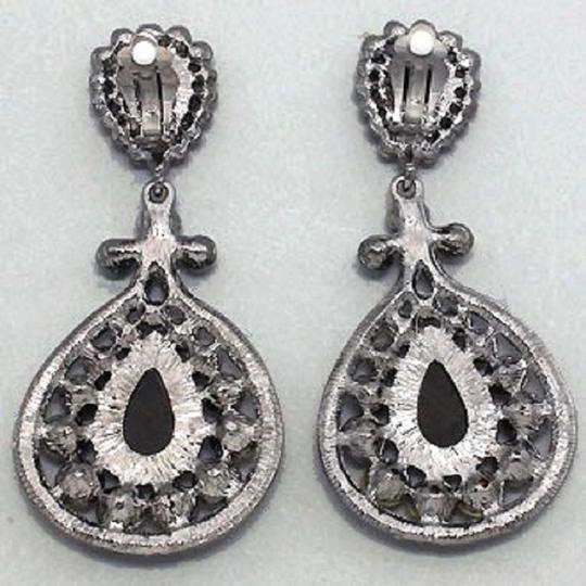 Other Rhinestone and Crystal Clip On Earrings Image 1